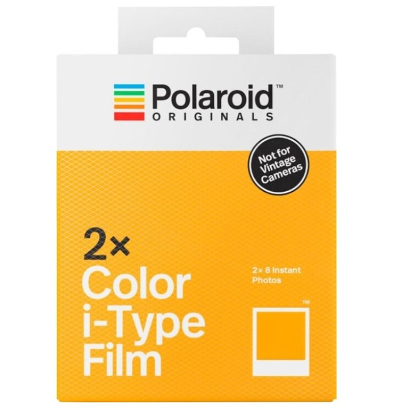 COLOR I-TYPE  FILM (DOUBLE PACK)