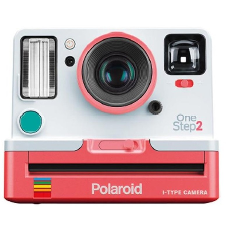 ONESTEP 2 VF CORAL EDITION ANALOG INSTANT FILM CAMERA CORAL