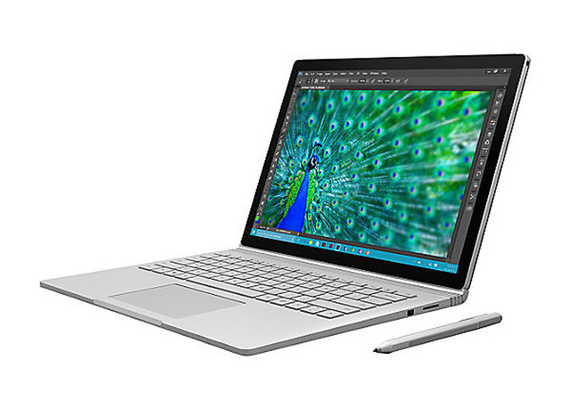 Microsoft Surface Book 6th Generation Core i5 128 GB SSD 8 GB RAM